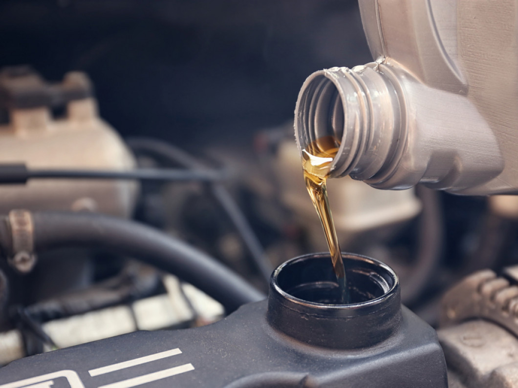 Keep Up With Your Oil Changes